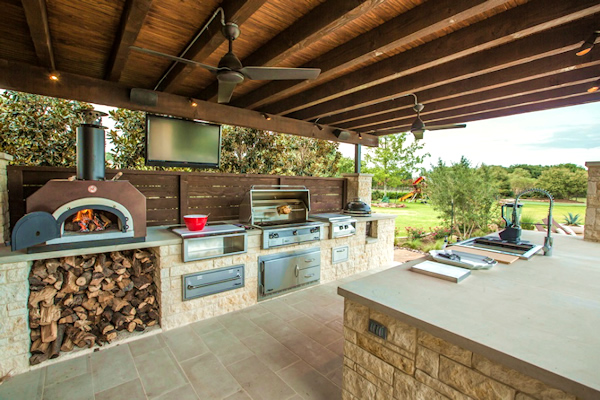 Outdoor Living - Double A Lawnscaping & Supply