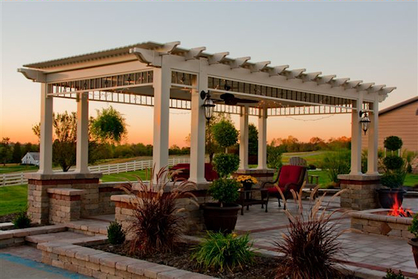 Pergolas & Specialty Products
